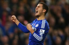 'Eden Hazard worth more than Cristiano Ronaldo'