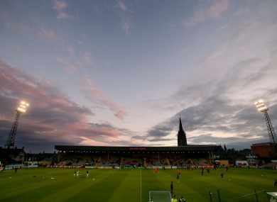 Bohs will remain in Dalymount Park after the sale.