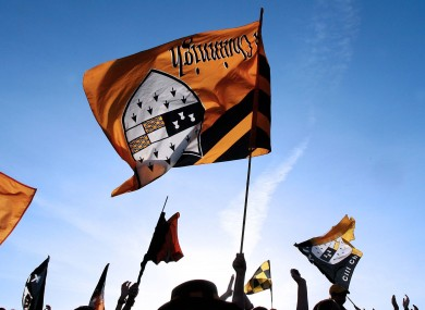 It was a good night for Kilkenny hurling.