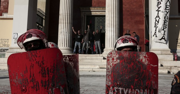 Europe should get ready for a 'state of emergency' in Greece