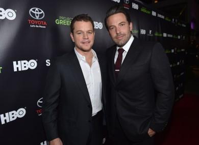 Affleck and Damon will share producing credits along with Guymon Casadyand Darin Friedman.