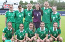 'We can hold our heads up high' – Ireland U17s bow out of European Championship