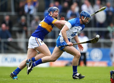 Waterford and Tipperary face off on 12 July.
