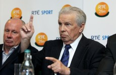'You never know' – TV3 remain coy on Johhny Giles rumours