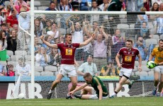 'The famine is over' – Twitter reacts to Westmeath's unbelievable win