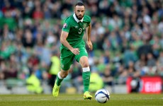 Does Marc Wilson expect a bit of a kicking against Northern Ireland? 'No, not at all'
