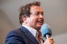 'It crossed the line and it disappointed me' – Marty Morrissey was hurt by Brolly insult