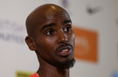 'Emotionally and physically drained' Farah withdraws from Birmingham race