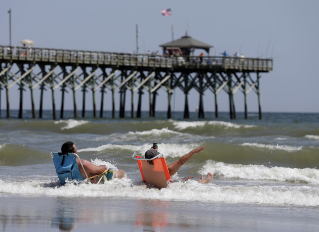 After a fourth shark attack this month some americans are for Oak island nc fishing report