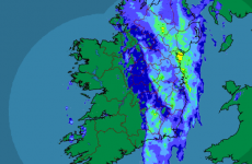 If you've woken up to rain, get used to it this weekend