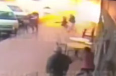 Watch: CCTV footage of gas explosion after car ploughs into Australian café