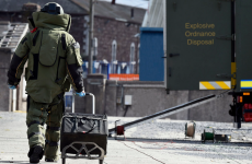 Army called after bomb found outside a house in Dublin