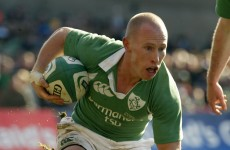 Peter Stringer features in this compilation of men who stopped Lomu