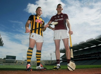 Richie Hogan and Jason Flynn will be in opposition next week.