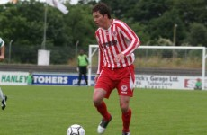 Sligo Rovers pay tribute to 'larger than life' former striker who has passed away aged 31