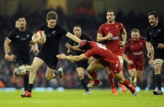 Beauden Barrett's back! And that's good news for NZ chances in two World Cups