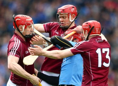 The Dublin and Galway hurlers face off again on Saturday.