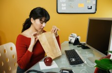 Eating lunch at your desk won't earn you brownie points with your boss…