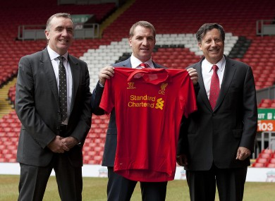 Rodgers' transfer dealings have come in for scrutiny of late but it's not all down to the manager.