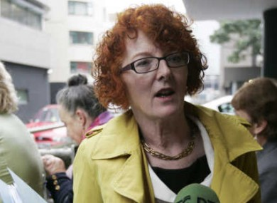 Marie O'Connor, Chairperson of Survivors of Symphysiotomy