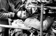 'They had legs ripped off … faces missing': An eye witness recalls the horror of Okinawa