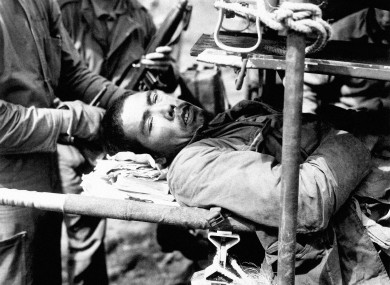 A Japanese prisoner of war