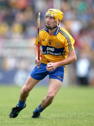 Galvin has been at the heart of Clare's recent underage and senior success.