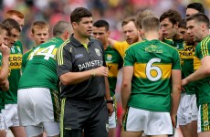 Kerry relief – 'If we hadn't got it, we'd be sitting here talking about the qualifiers'