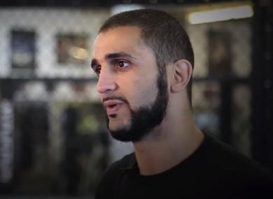 Firas Zahabi.