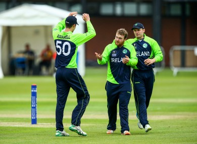 Stirling has been one of Ireland's standout performers during an underwhelming campaign.
