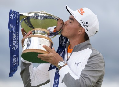 Fowler prepared for the Open in the best possible way.