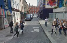 Two men charged over stabbing incidents in the centre of Dublin