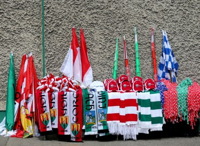 Cork faced Limerick tonight in the Gaelic Grounds.