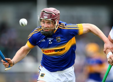 Tipperary's Paddy Stapleton is an injury doubt ahead of the Munster hurling final.