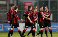 More late, late drama as Bohs suffer second straight defeat at end of landmark week