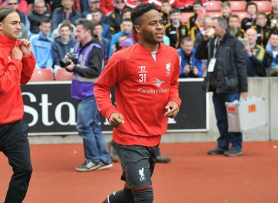Liverpool winger Raheem Sterling's future has been the subject of much speculation.