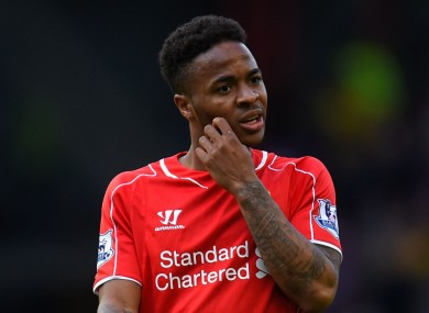 Manchester City-bound Raheem Sterling has come under criticism for his behaviour.