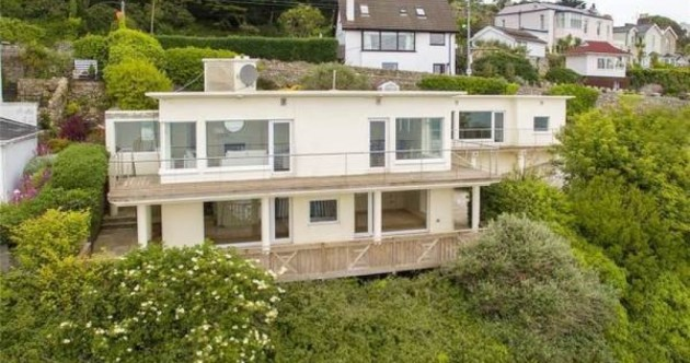What else could I get for the… €2.1 million pricetag on this waterside getaway in Dublin?