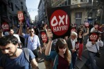 Concern grows around Europe as Greece heads to the polls