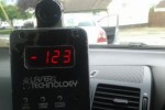 Gardaí clock driver doing 123km per hour in 80km zone