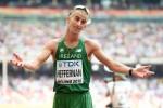 Ireland's Robert Heffernan after finishing the Men's 50km Race Walk.
