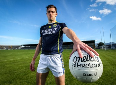 Kerry footballer David Moran.