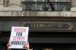 Former Clerys staff to protest at offices of new owners