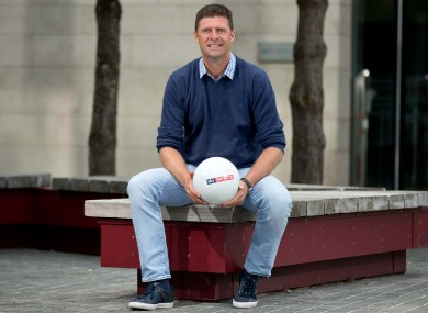 Quinn was speaking in Dublin yesterday for the launch of Sky Sports' Autumn schedule.