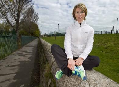 Olive Loughnane is a former Irish race walker.