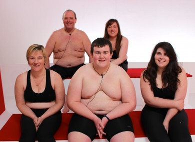 The stars of this year's Operation Transformation.