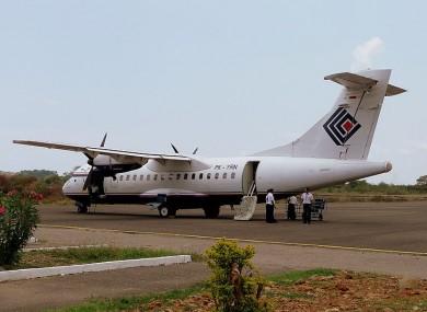 Photo File: A Trigana Air Service ATR 42