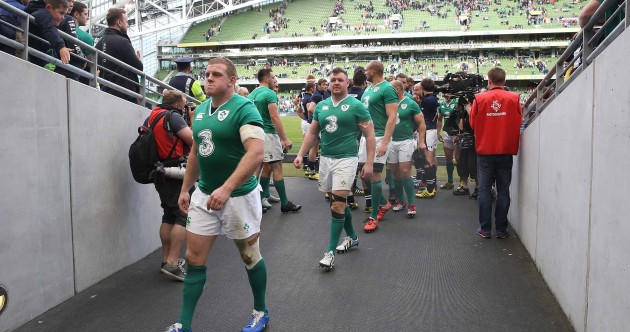 As it happened: Ireland v Scotland, Rugby World Cup warm-up
