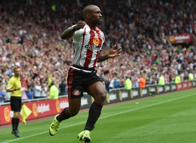 You could work for Jermain Defoe.