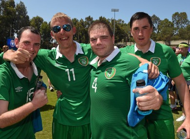 It's been a memorable few days for Ireland's athletes in LA.